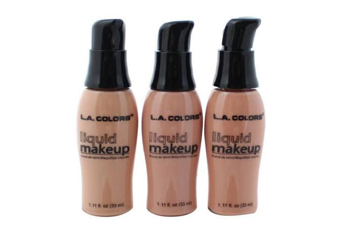 producto: LIQUID MAKE UP