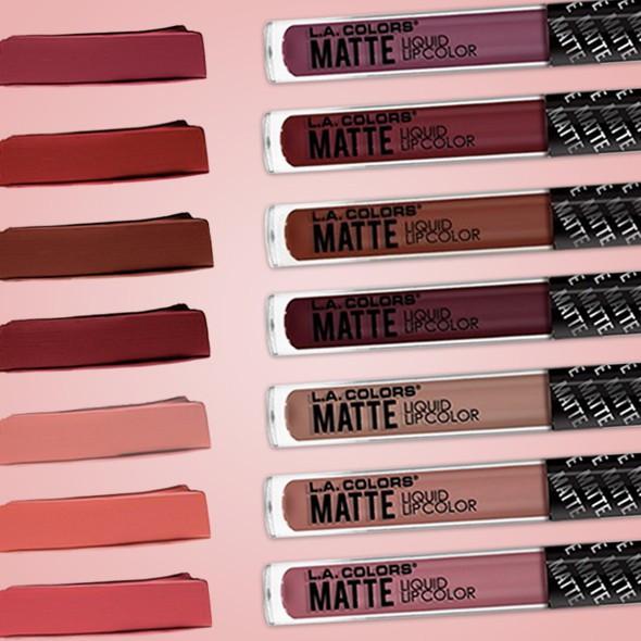 producto: MATTE LIQUID LIP COLOR
