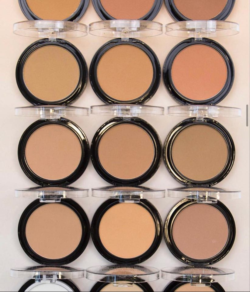 producto: MINERAL PRESSED POWDER