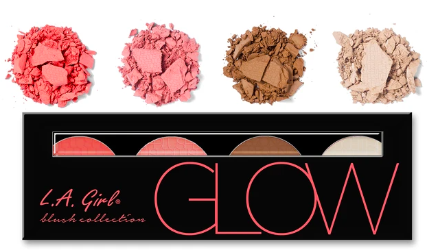 producto: BEAUTY BRICK BLUSH COLLECTION