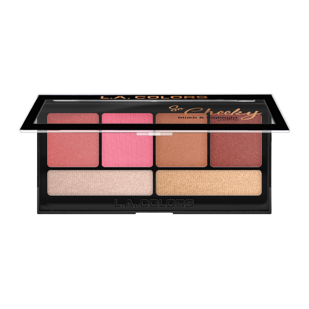 producto: SO CHEEKY BLUSH AND HIGHLIGHT PALETTE