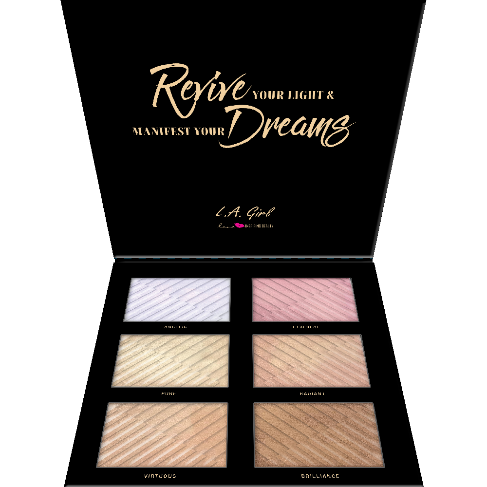 producto: REVERIE HIGHLIGHTING PALETTE