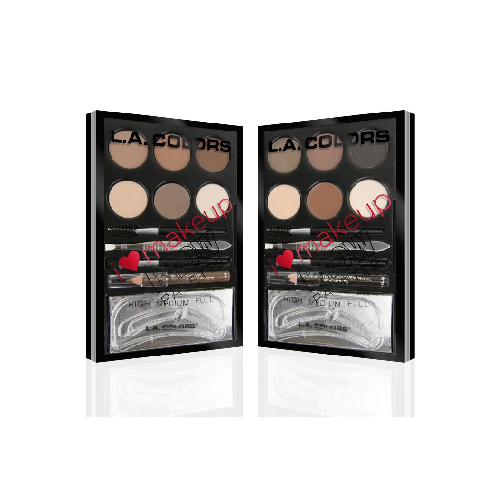producto: I <3 MAKE UP BROW PALETTE