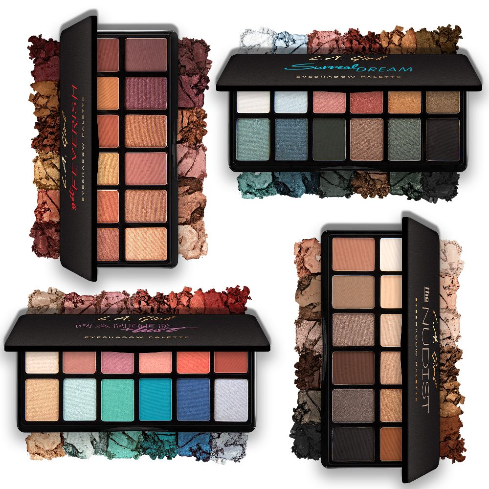 producto: FANATIC EYESHADOW PALETTE