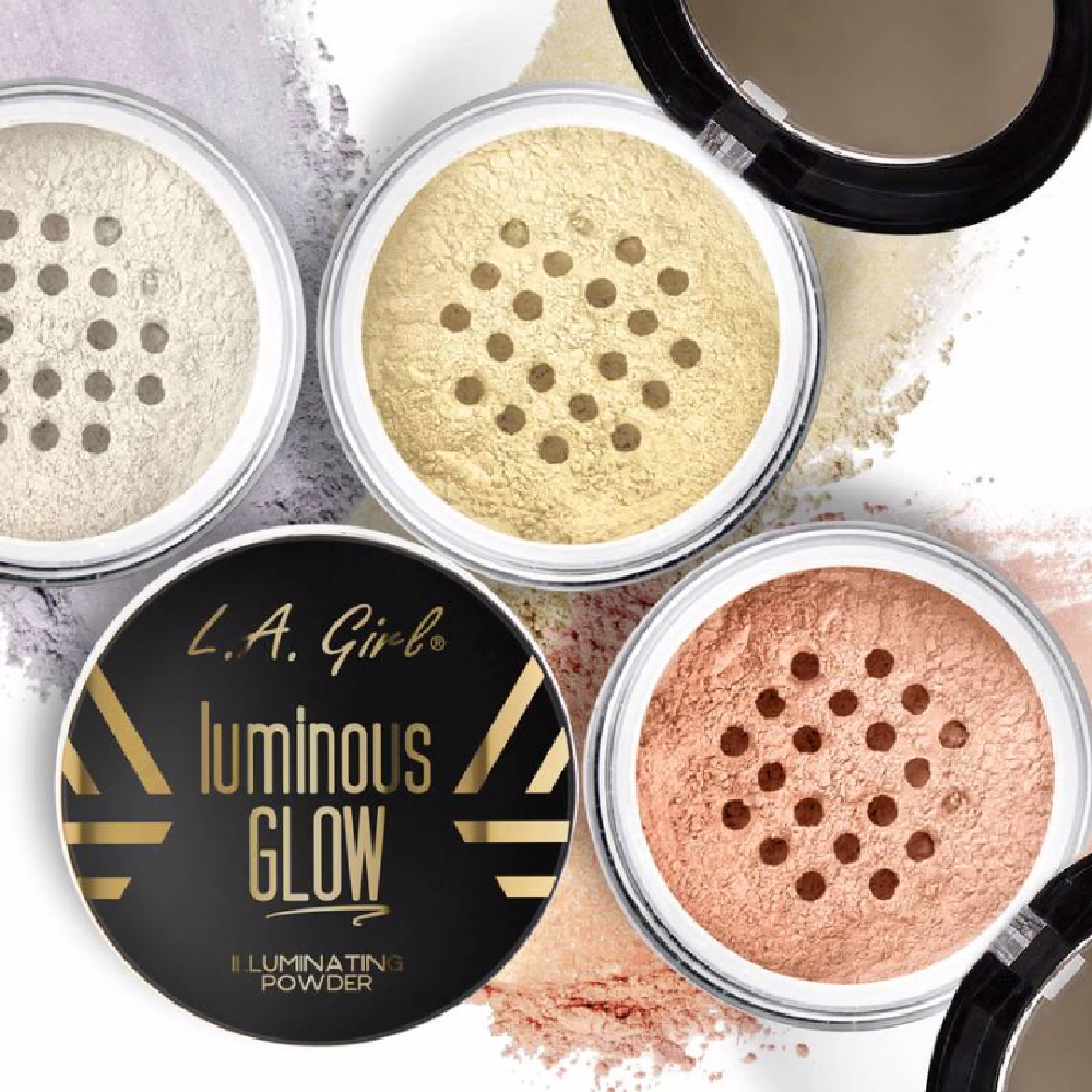 LUMINOUS GLOW ILLUMINATING POWDER