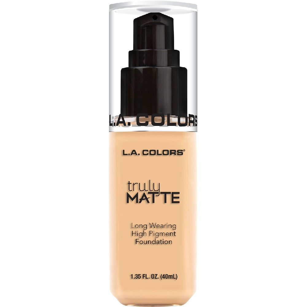 producto: TRULY MATTE FUNDATION