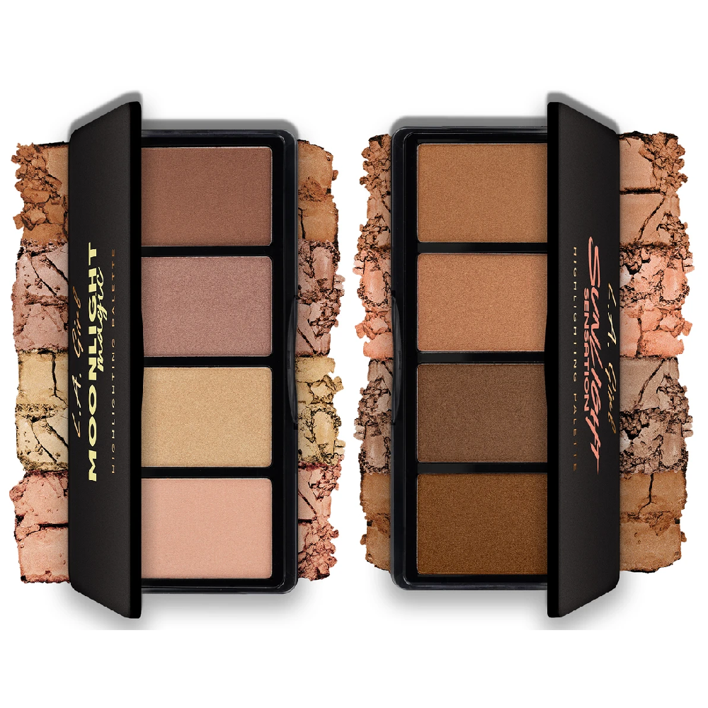 producto: FANATIC HIGHLIGHTING PALLETTE