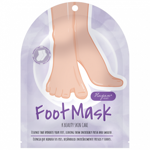 producto: FOOT MASK
