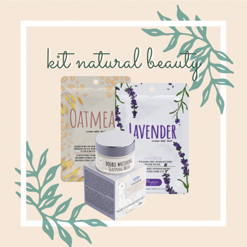 producto: KIT NATURAL BEAUTY