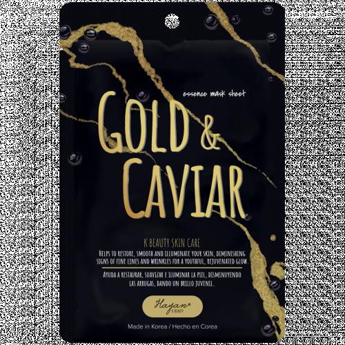 producto: GOLD & CAVIAR