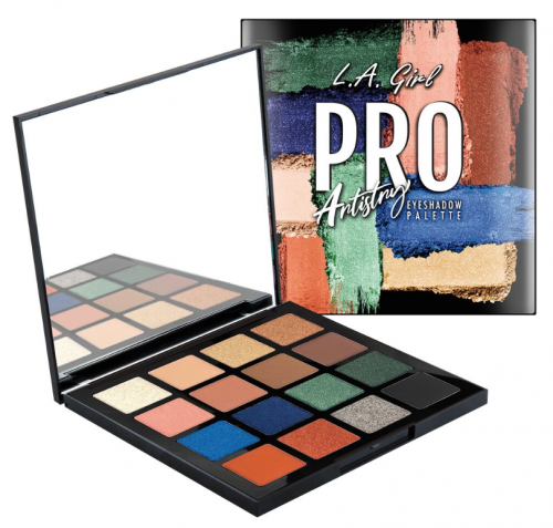 producto: PRO EYESHADOW COLLECTION