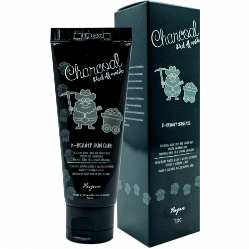 PEEL OFF MASK CHARCOAL